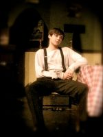 Picasso at the Lapin Agile 5 by NeverlandForever