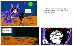 Homestuck troll vs Ancestor pg. 41 by josie900