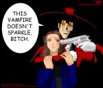 Kill Bella Swan, Alucard 2 by StarDragon77