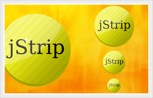 Icon - jStrip by Lucifer4671