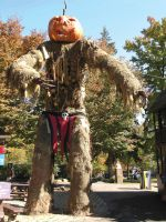 Giant Scarecrow 2 by FairieGoodMother