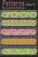 patterns_pack1 by juststyleJByKUDAI