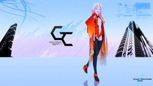 Guilty Crown - Inori Yuzuriha HD by scarynightmare-kn