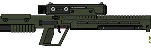 Assault Rifle 100 by Seth45