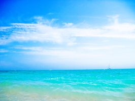 a real beach by hermio