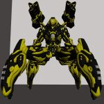 BEO Quad WIP 2 by mestophales
