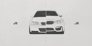 BMW M3  / M4 by AeroDesign94