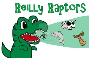 Reilly Raptors by xmysterydance