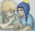 SP: Iced Coffee by neato123