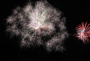 Firework Image 0587 by WDWParksGal-Stock