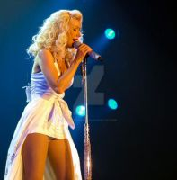 Christina Aguilera by whispersandmoans