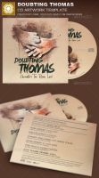 Doubting Thomas CD Artwork Template by loswl