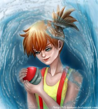 Misty(Edited) by lili-tomato
