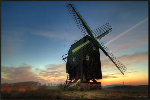 Windmills. by Exparte-se
