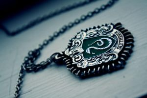 Slytherin by Maddybloom