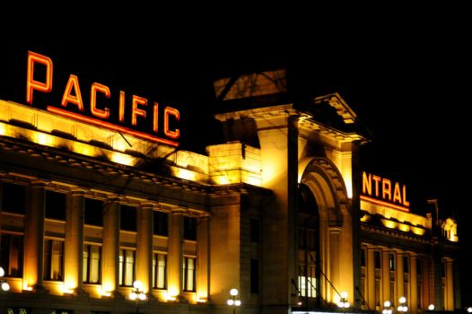 Pacific central by new-radio