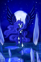 Nightmaremoon by Dalagar