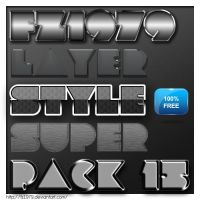 Super pack layer style 15 by FZ1979