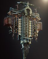 Tower#2 by your1st