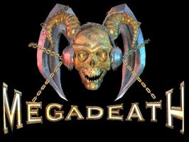 Megadeath contest WIP by EricMor