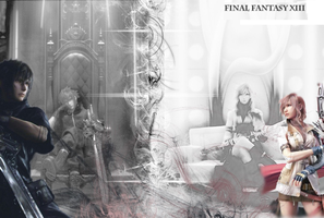 Final Fantasy XIII by allou07