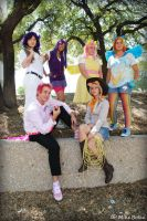 Mane 6 by ShinkaStudiosCosplay
