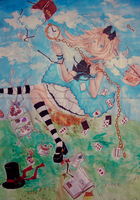 Wonderland?! by Hainecch