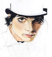 Gerard way WIP by Warnstrom