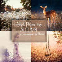 Stock Photos #05 AUTUMN by lucemare