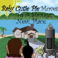 Baby Cutie Pie Moves to a Strange New Place pg.1 by rickyscomics