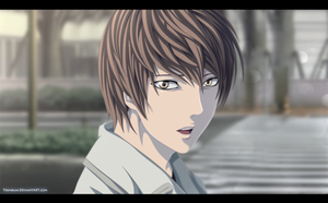 Light Yagami by Tremblax