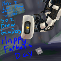 Happy Fathers day by CleverConflict
