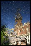 Plant Hall Reflection & Bubble by tyt2000