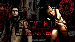 Silent Hill Wallpaper Request by MiAmoure