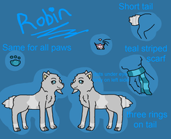 Robin Ref Sheet by bambifawnluv