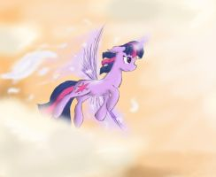 Soaring through by peperoger