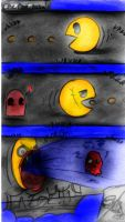 Epic PacMan by FlabberGhaster
