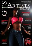 GTSartists Magazine Issue 5 by bmtbguy