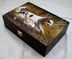 Cavalier Custom Wood Box v.1 by Olvium