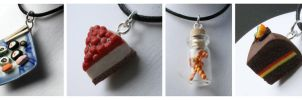 Tasty jewellery by Xerces