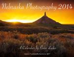 Nebraska Calendar 2014 by FramedByNature