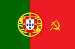 Communist Portugal by JoaoMordecaiMapper
