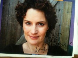 Autograph: Amy Keating Rogers by FiMStargazer