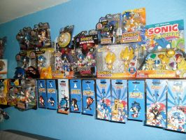 My Sonic Collection view (OUTDATED) by DarkGamer2011