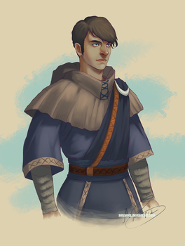 Martin Septim by macamonkey