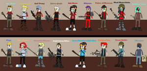 MLP: TF2 Analysis Teams by EmeraldBlast63