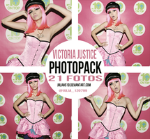 Photopack #103 Victoria Justice by juliahs1D