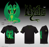Fear the Hydra by SentientDesigns