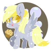 Derpy by abc002310