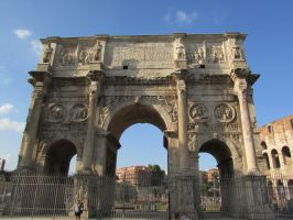 arch of constantine by cms-star